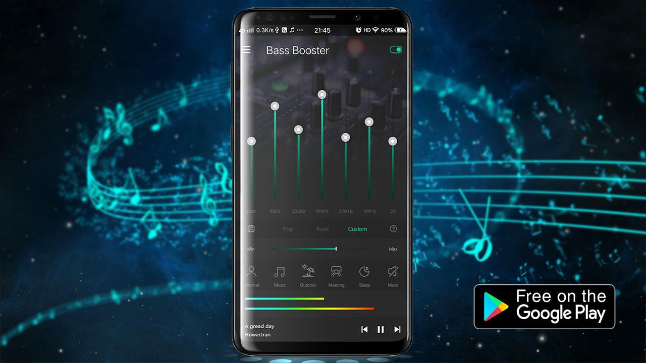 HowarJran đang miễn phí bộ công cụ hỗ trợ xử lý âm thanh dành riêng cho thiết bị Android trị giá 184.000đ, mời anh em nhanh tay tải về