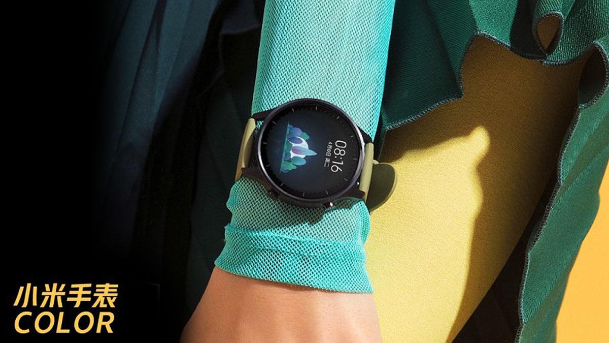 Xiaomi ra mắt Mi Watch Color với dây đeo nhiều màu, tính năng giống Amazfit GTR, bán ra vào 3/1 tới đây