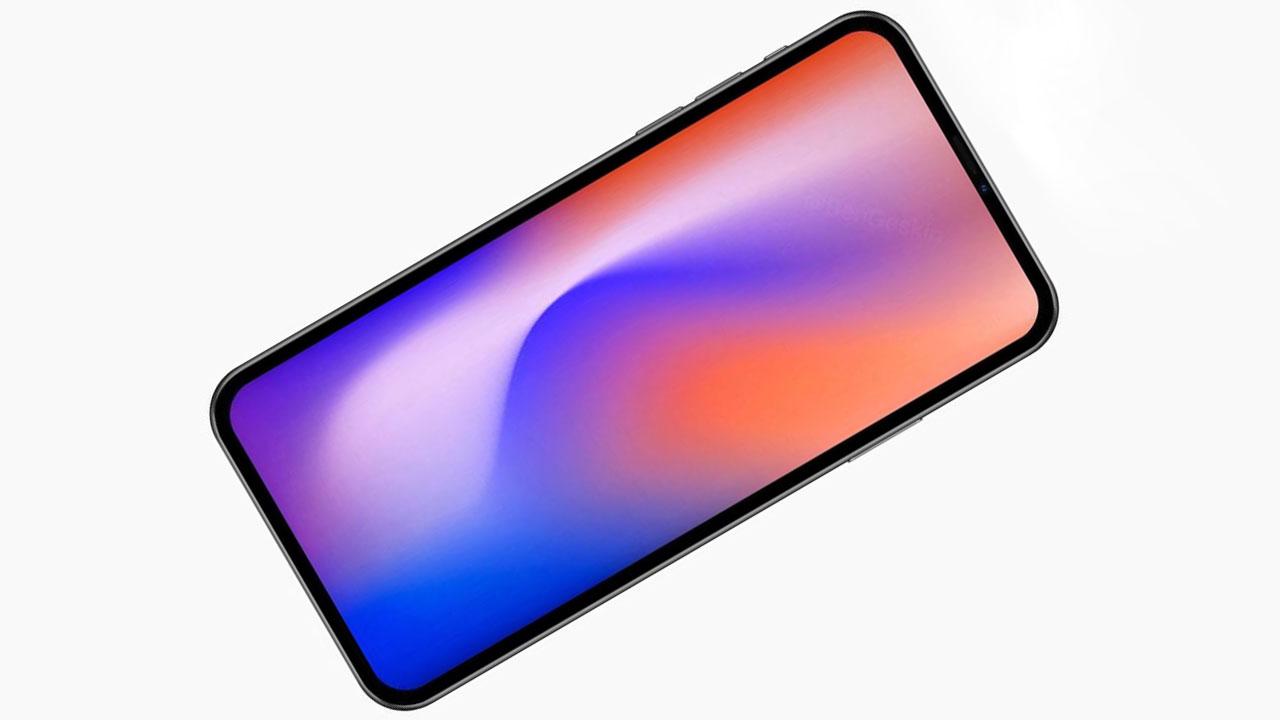 Xuất hiện bằng sáng chế mới của Apple: iPhone mới với màn hình tràn viền không có tai thỏ