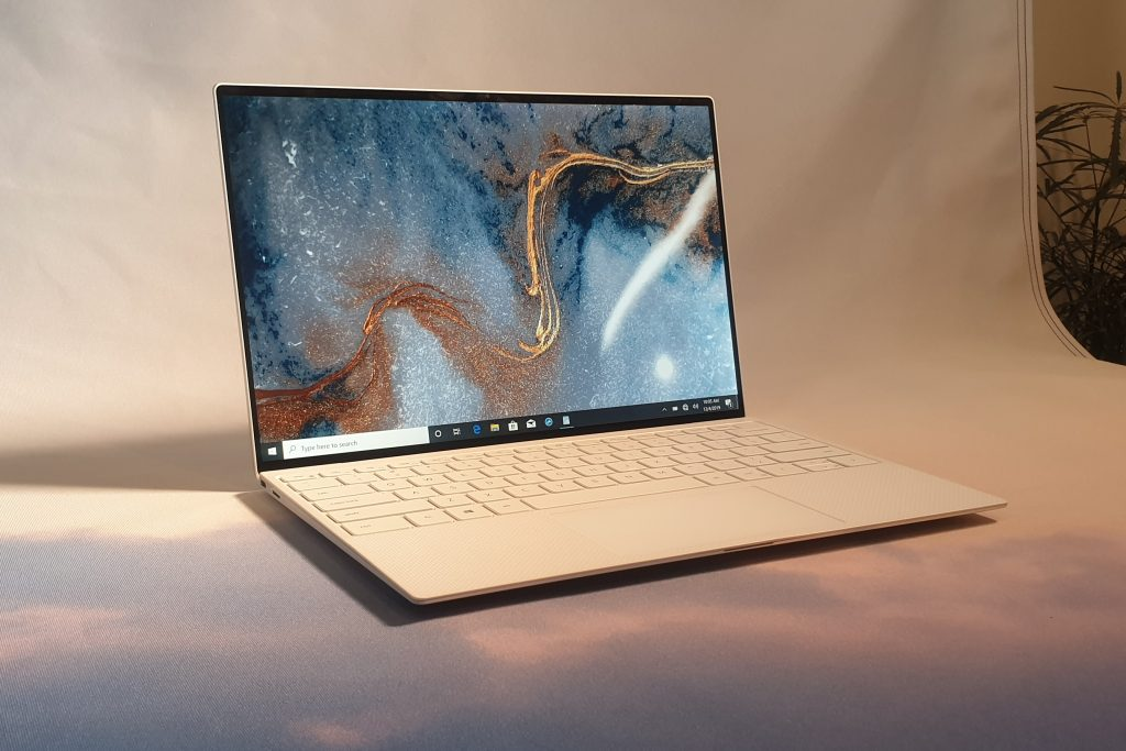 [CES 2020] Dell ra mắt XPS 13 mới với màn hình viền siêu mỏng, chip Intel Ice Lake