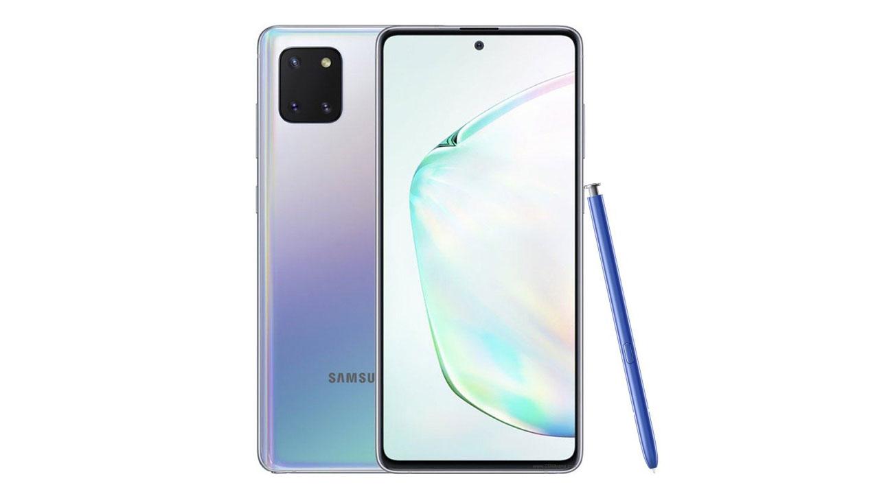 Samsung ra mắt Galaxy Note10 Lite với màn hình Infinity-O giống Note 10, chip giống Note 9, camera giống Note 8