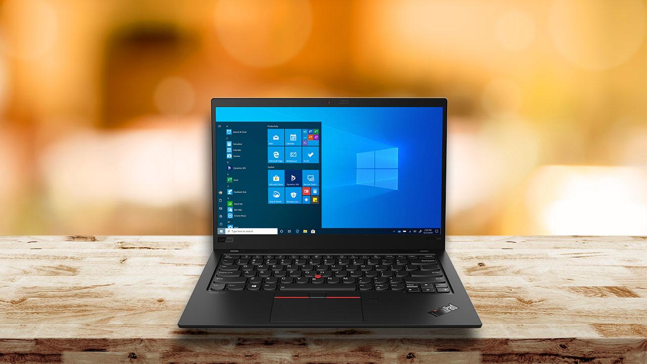 [CES 2020] Lenovo ra mắt ThinkPad X1 Carbon Gen 8 với chip Intel Comet Lake, giá từ 1499 USD