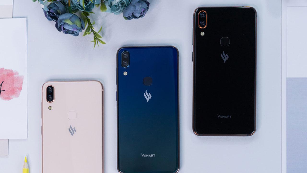 Smartphone Vsmart bất ngờ tăng trưởng chưa từng có, sắp bằng Apple tại Việt Nam