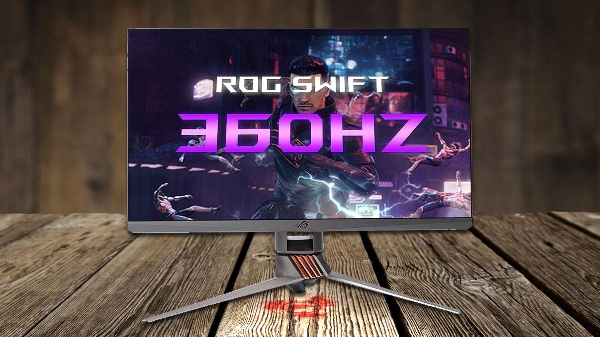 [CES 2020] Nvidia và Asus ra mắt màn hình 360Hz đầu tiên trên thế giới, dành riêng cho game thủ chuyên nghiệp
