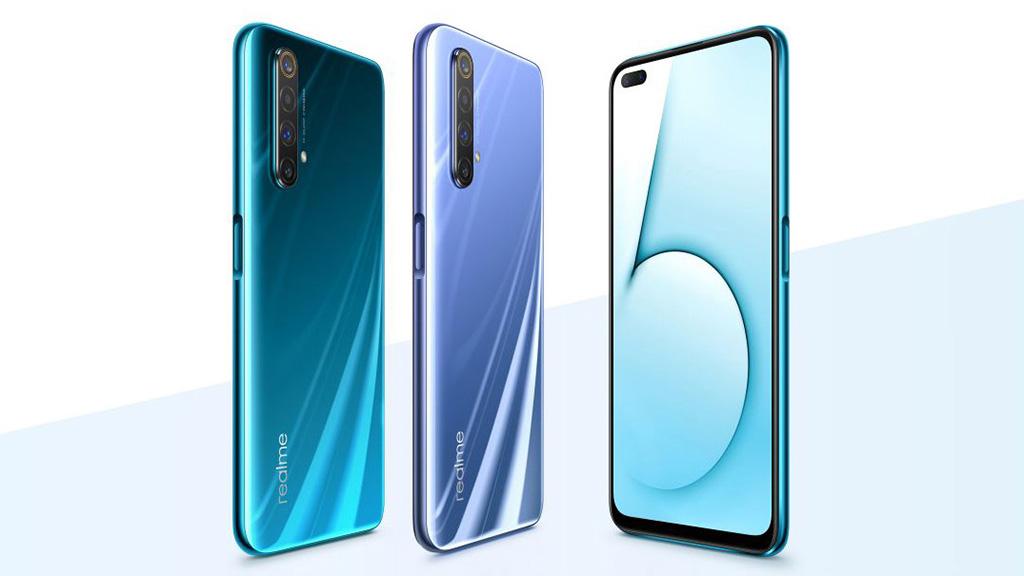 Realme X50 5G ra mắt với màn hình đục lỗ 6,57 inch 120Hz, chip Snapdragon 765G, tản nhiệt 5 lớp, giá bán từ 360 USD