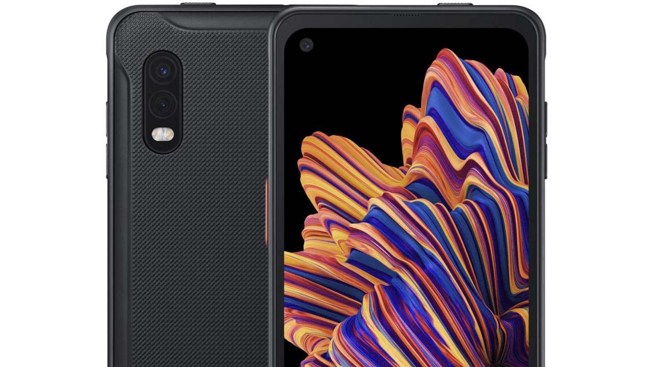 [CES 2020] Samsung ra mắt Galaxy XCover Pro: Chiếc smartphone thiết kế siêu bền, với pin có thể tháo rời
