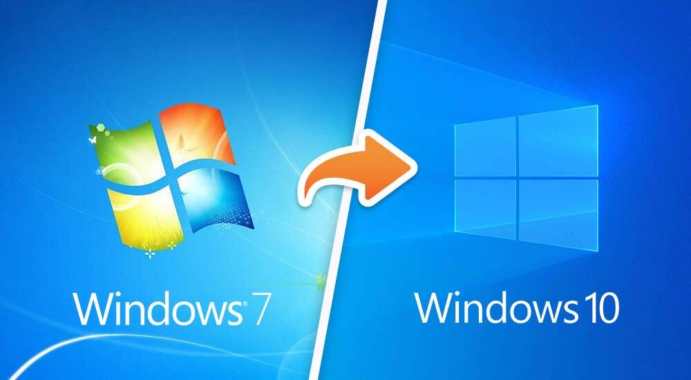 Hướng dẫn nâng cấp Windows 7 lên Windows 10 miễn phí với lệnh PowerShell