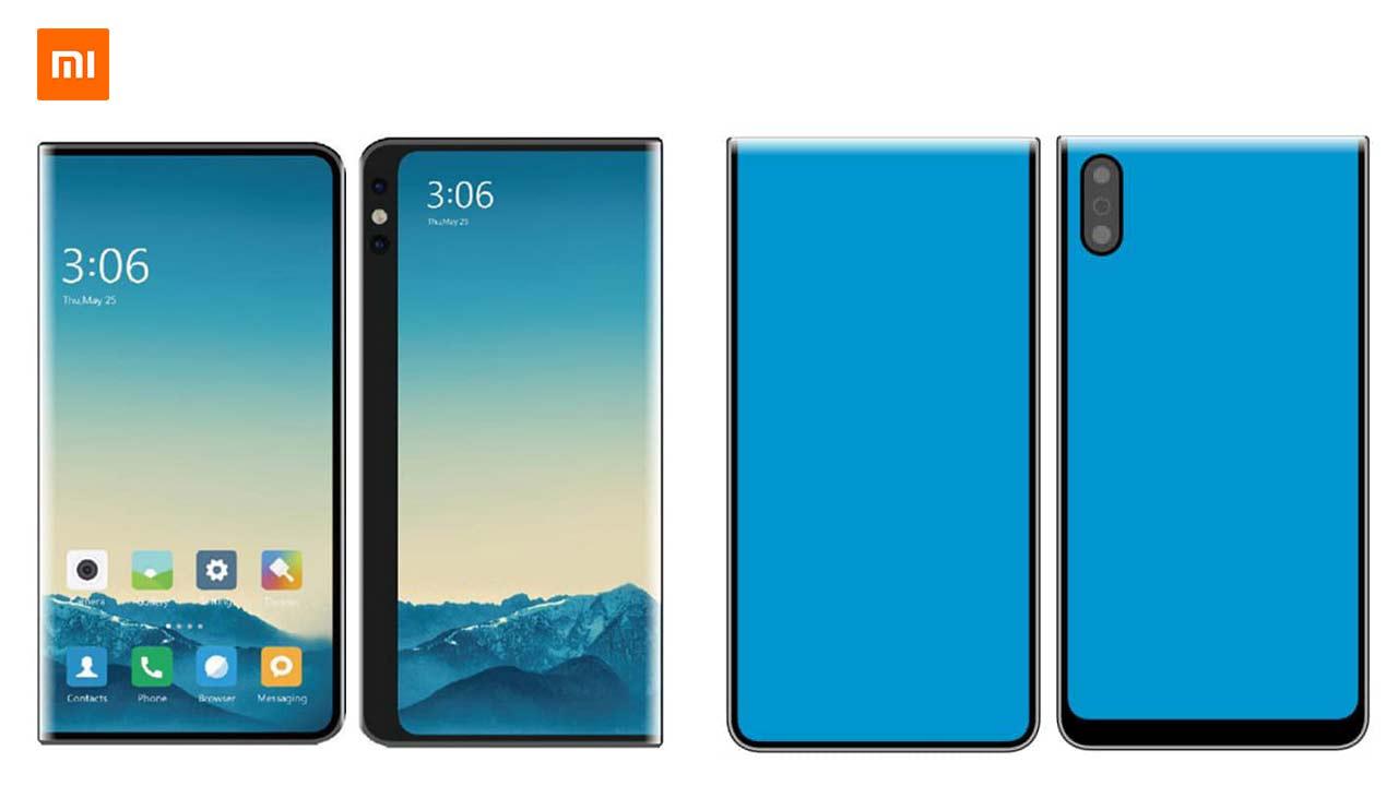 Xiaomi tiếp tục đăng ký bằng sáng chế mới với hai mẫu smartphone màn hình gập độc đáo