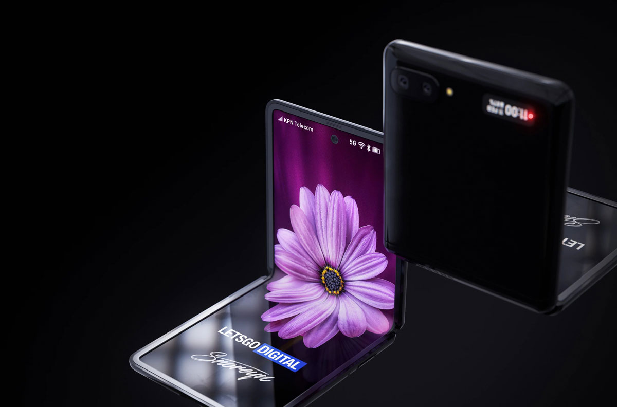 Galaxy Z Flip sẽ sử dụng lớp kính siêu mỏng ultra-thin glass có thể thay thế được, pin 3.300mAh
