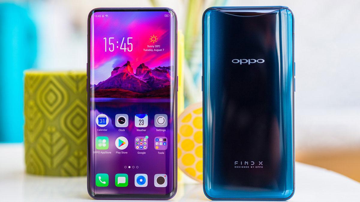 OPPO Find X2 sẽ được trang bị màn hình 6.5 inch độ phân giải QuadHD với tần số quét 120Hz