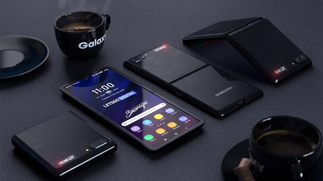 Galaxy Z Flip sẽ có giá bán rẻ hơn cả Motorola Razr, bằng một nửa Galaxy Fold?