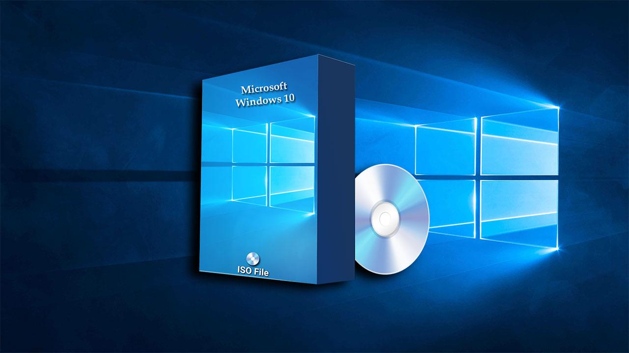 Chia sẻ link tải file ISO Windows 10 1809/1903/1909 mới nhất năm 2020, mời anh em tải về