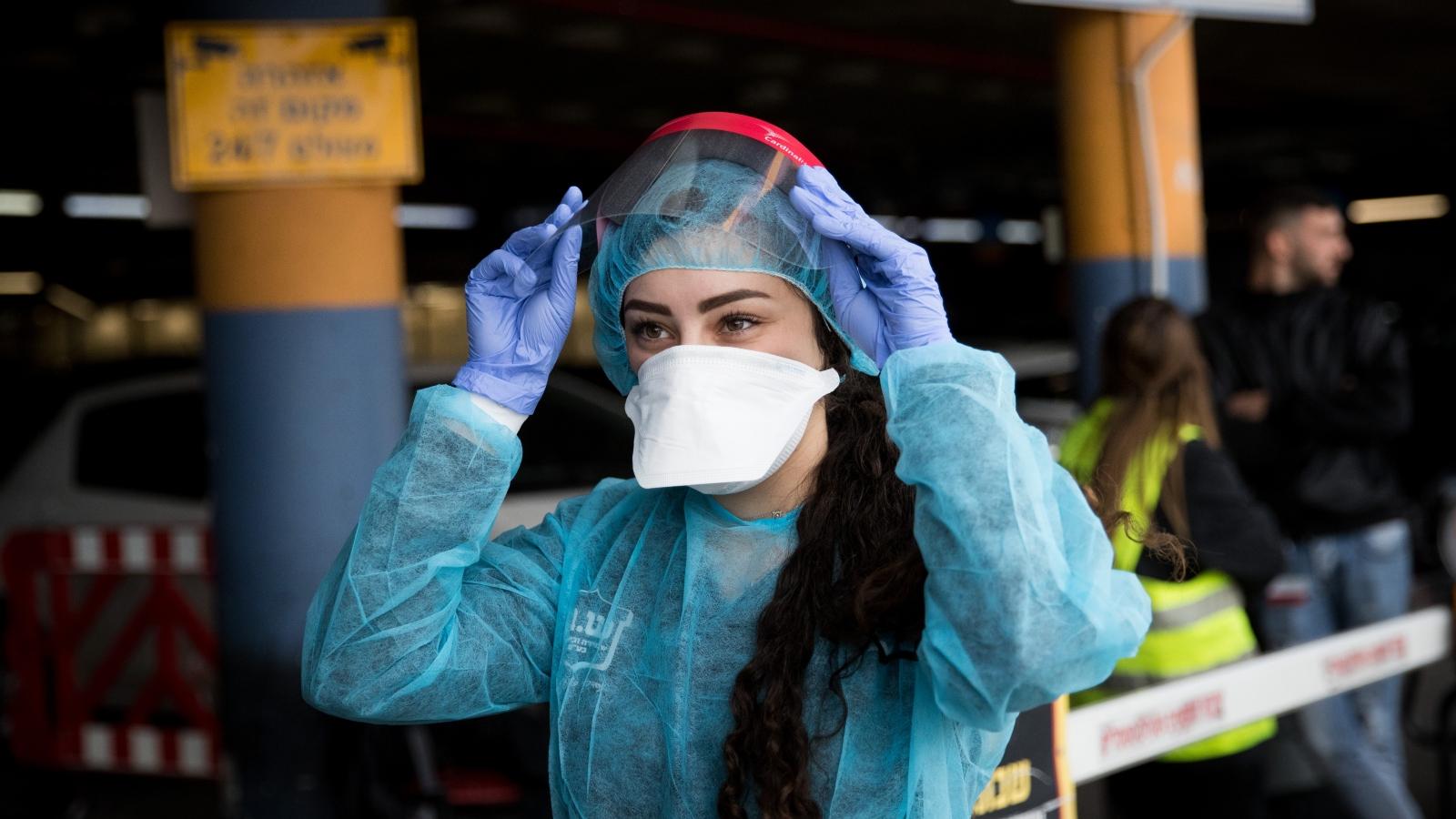 Israel chế tạo thành công khẩu trang có thể diệt virus corona, tái sử dụng 100 lần
