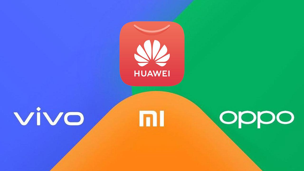 Huawei, Xiaomi, OPPO và Vivo thành lập liên minh xây dựng App Store mới đối đầu với Google