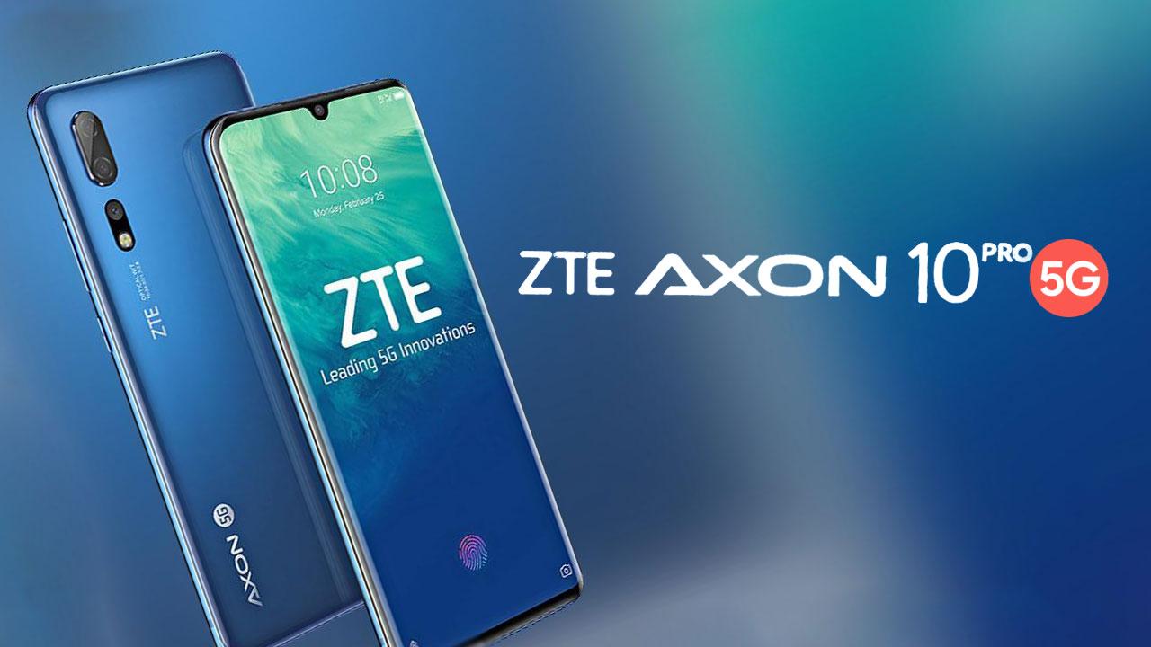 ZTE ra mắt Axon 10s Pro: Chiếc smartphone đầu tiên trên thế giới được trang bị chp Snapdragon 865 và RAM LPDDR5
