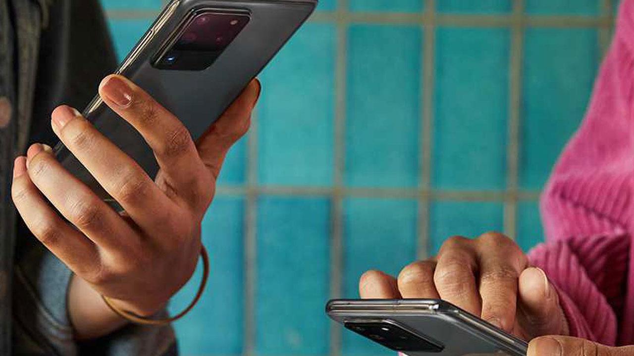 Samsung ra mắt tính năng Quick Share trên Galaxy S20, giống hệt AirDrop của Apple