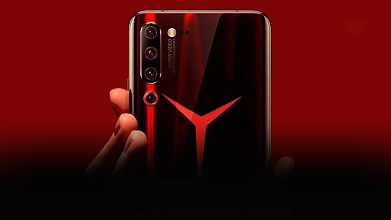 Lenovo tung teaser hé lộ chiếc gaming phone mang thương hiệu Legion, đạt hơn 600.000 điểm trên AnTuTu