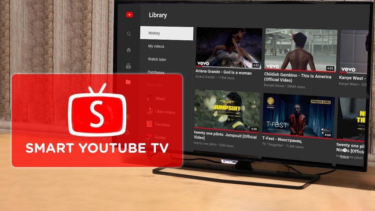 Chia sẻ ứng dụng Smart YouTube TV Mod: Xem YouTube trên Android TV không quảng cáo