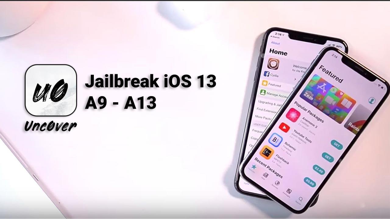 Unc0ver cập nhật phiên bản mới, hỗ trợ jailbreak iOS 13 trên các thiết bị từ A9 đến A13