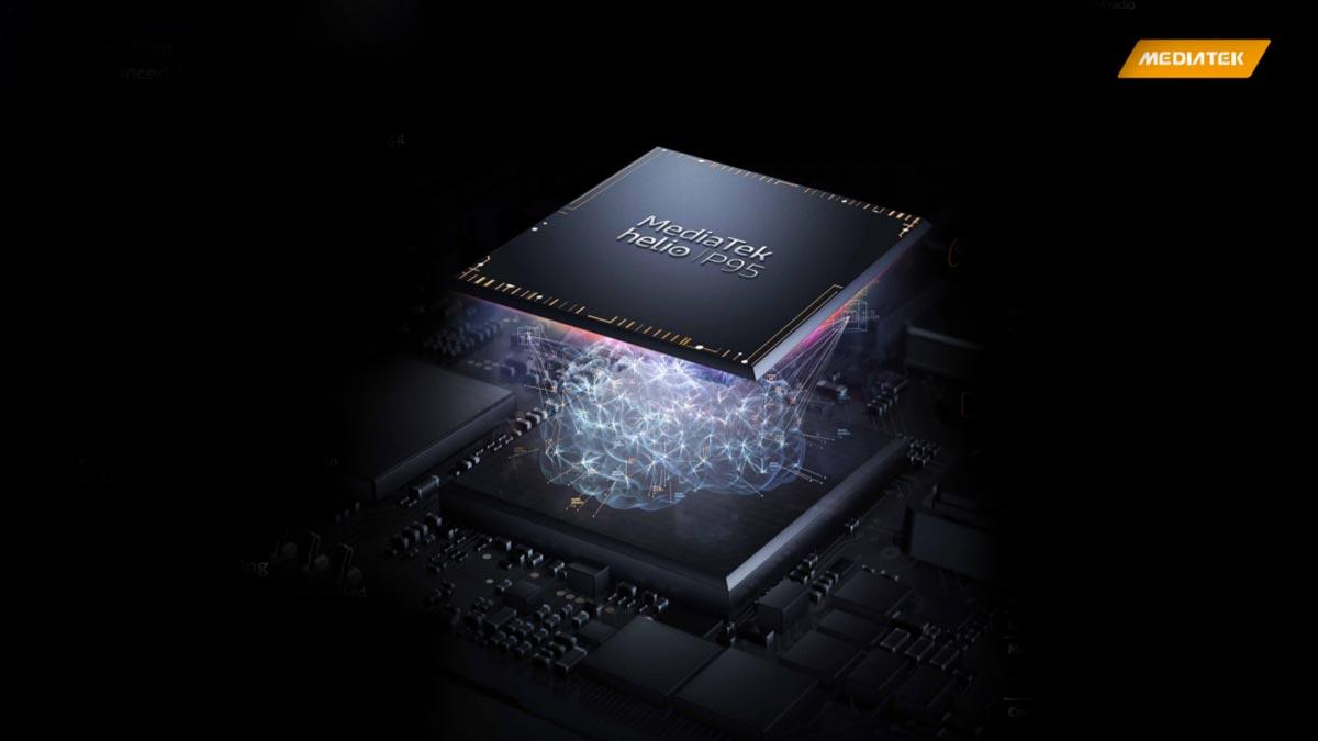 MediaTek ra mắt vi xử lý tầm trung Helio P95