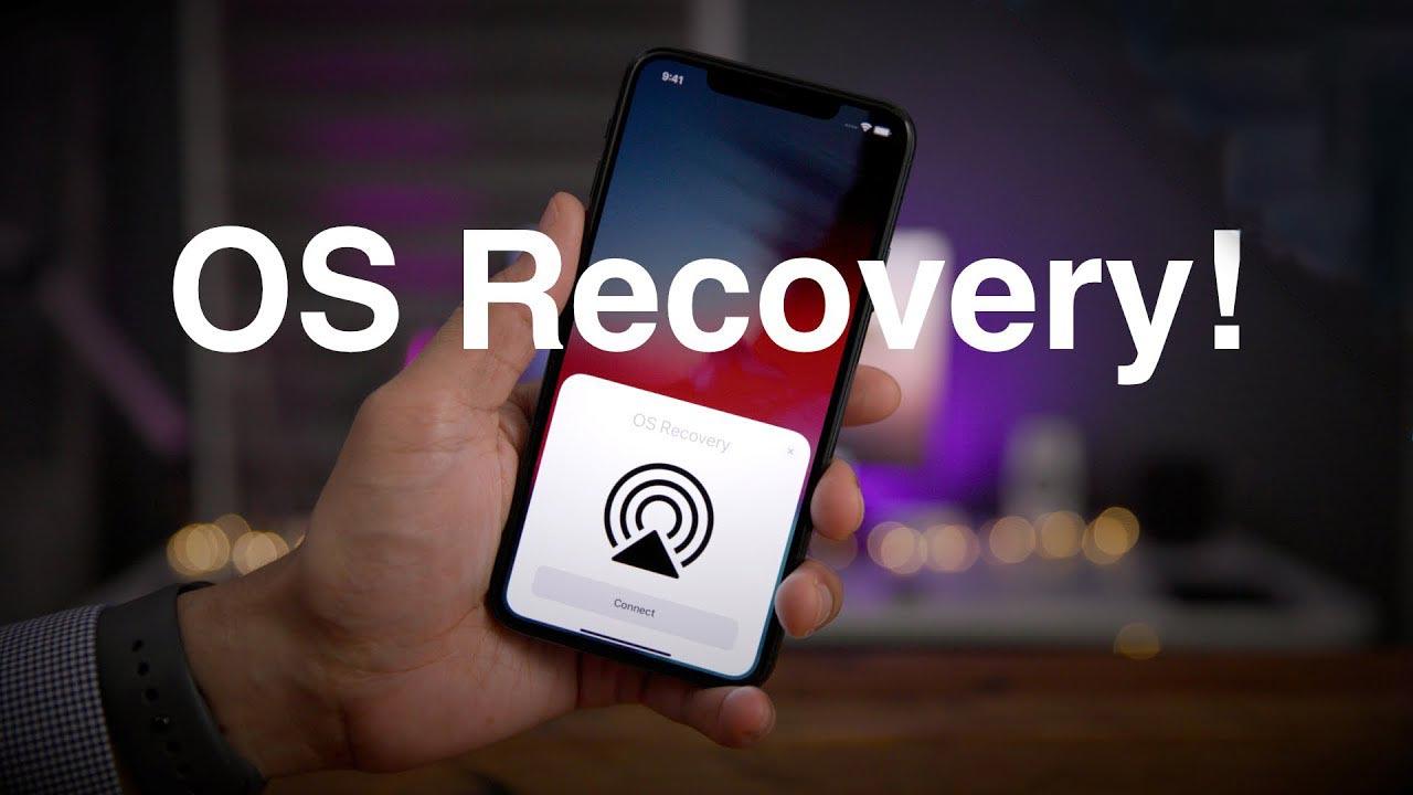 Apple đang thử nghiệm tính năng OS Recovery không dây trên iOS 13.4 beta
