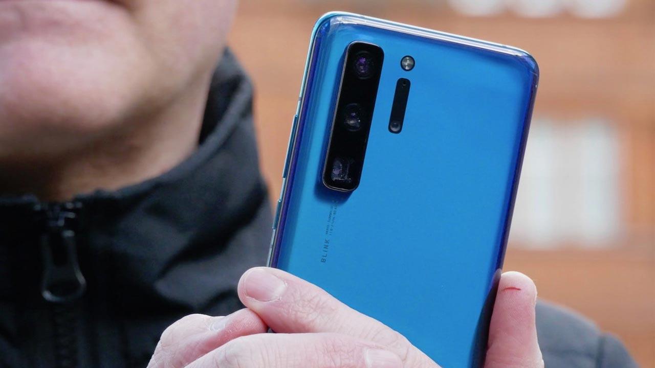 Lộ video trên tay Huawei P40 trước thời điểm ra mắt 26 tháng 3