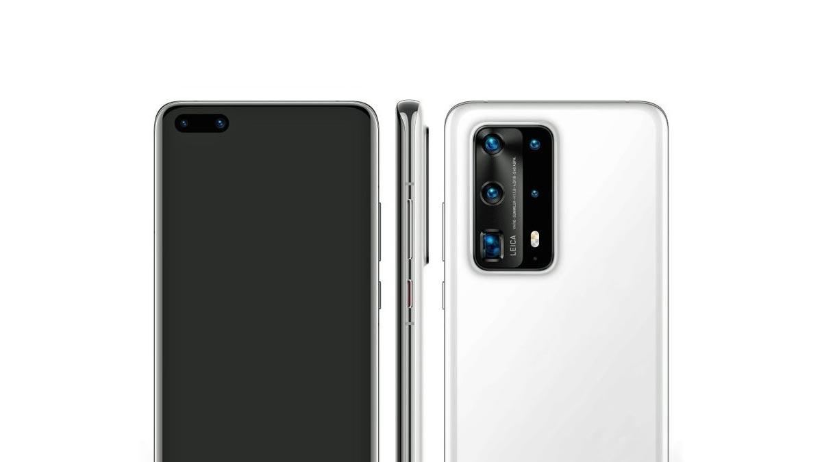 Lộ giá bán Huawei P40, P40 Pro và P40 Lite trước thời điểm ra mắt 26 tháng 3