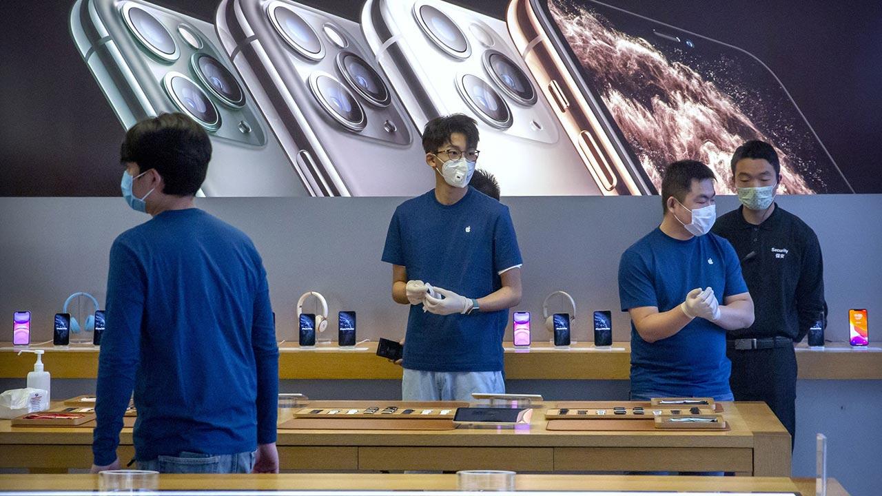 Tất cả 42 Apple Store ở Trung Quốc đã mở cửa trở lại, 17 cửa hàng ở Ý đóng cửa vì Corona