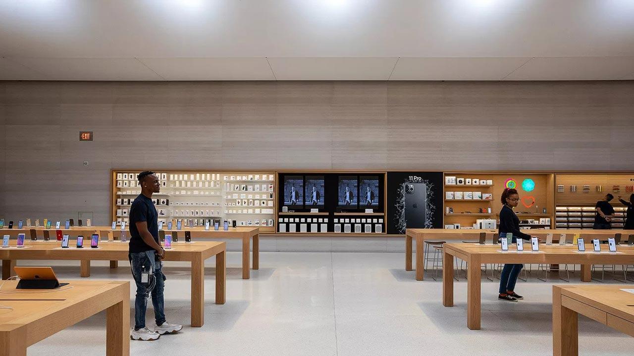 Apple đóng toàn bộ cửa hàng bán lẻ ngoài Trung Quốc đến 27 tháng 3