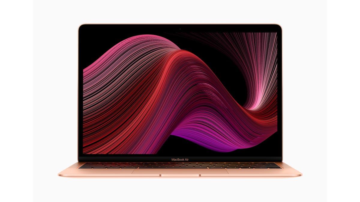 Apple ra mắt MacBook Air 2020: CPU Intel thế hệ 10, bàn phím cắt kéo mới, bỏ bản 128GB, giá chỉ từ 999 USD