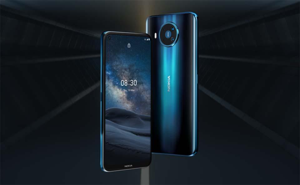 HMD Global ra mắt Nokia 8.3 5G với Snapdragon 765G, màn hình đục lỗ 6.8 inch, 4 camera ống kính ZEISS, giá 599 EUR