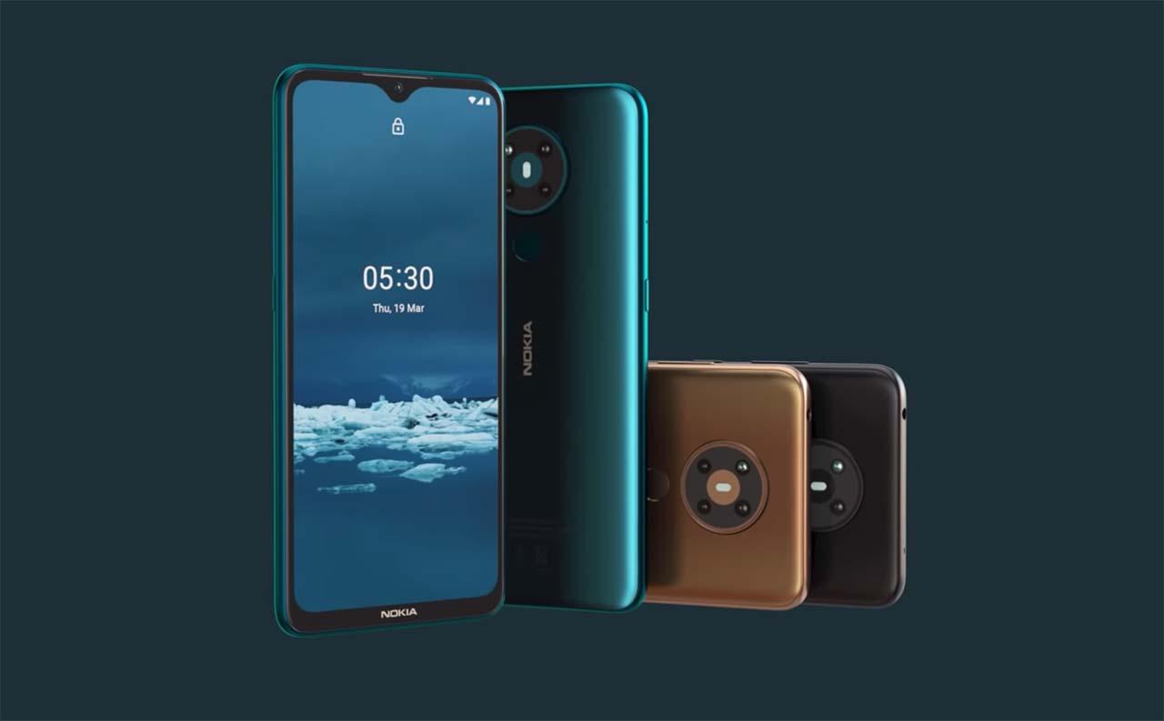 Nokia 5.3 chính thức ra mắt với Snapdragon 665, màn hình 6,5 inch, 4 camera sau, giá 189 EUR