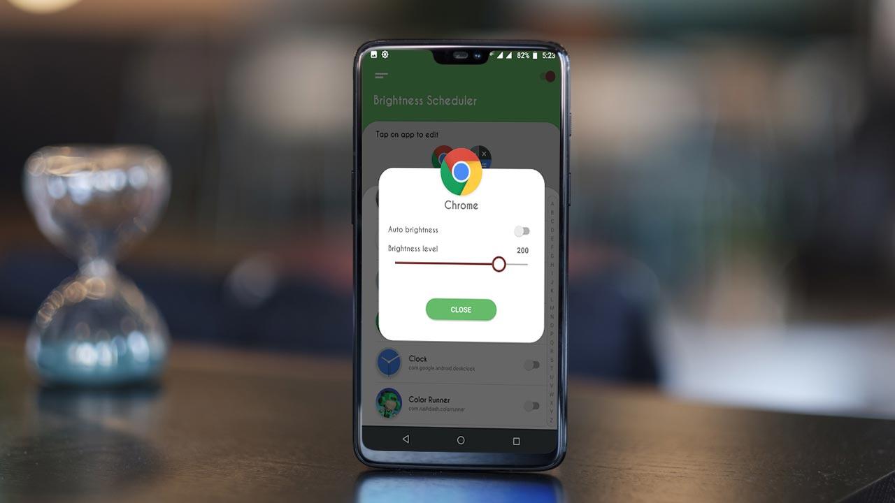Hướng dẫn thiết lập độ sáng tự động cho từng ứng dụng trên thiết bị Android