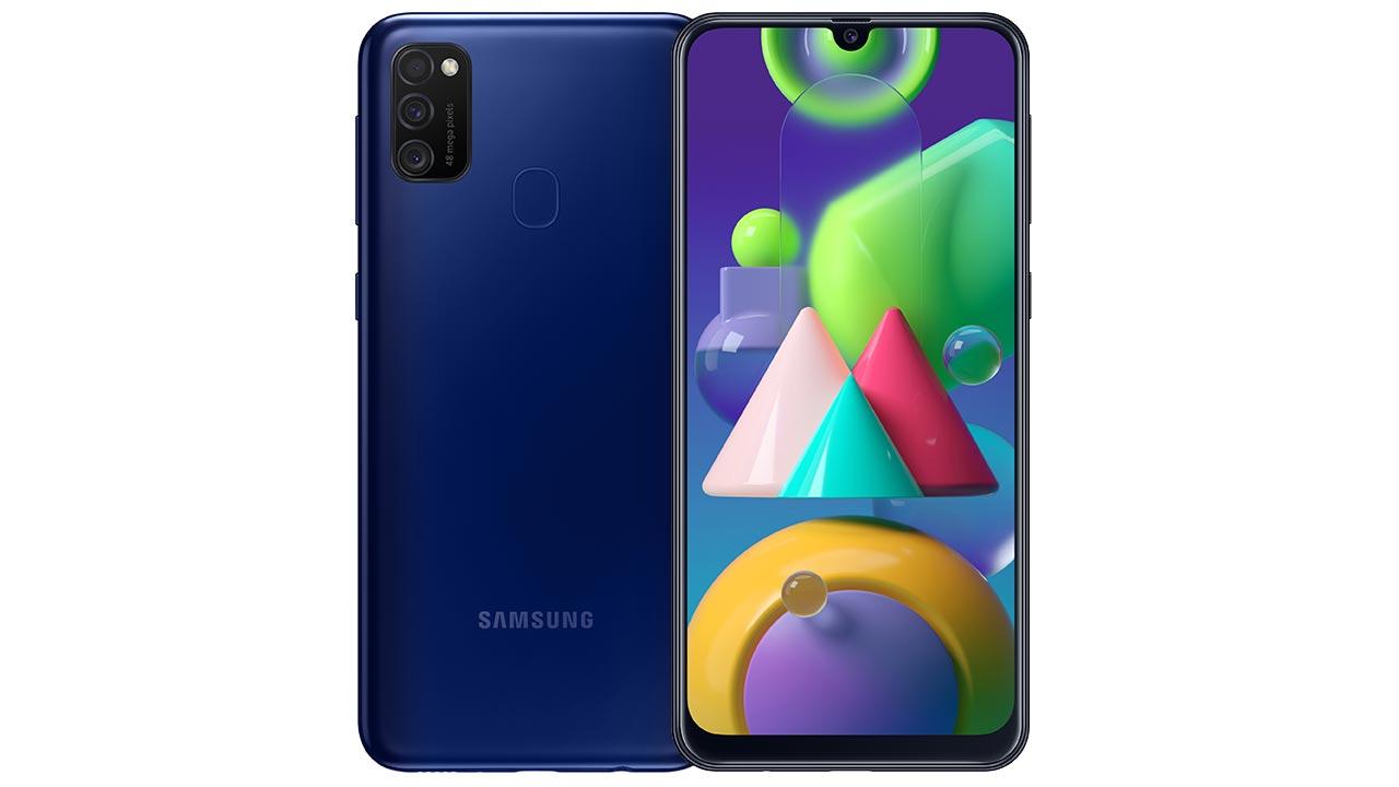 Samsung ra mắt Galaxy M21 tại Việt Nam Chip Exynos 9611, pin siêu khủng 6.000 mAh, giá 5.490.000đ