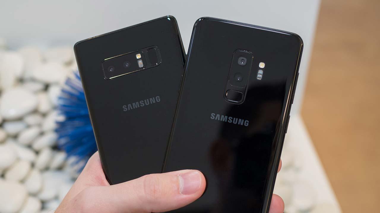 Galaxy S9/S9+ và Galaxy Note 9 có thể không được Samsung cập nhật One UI 2.1