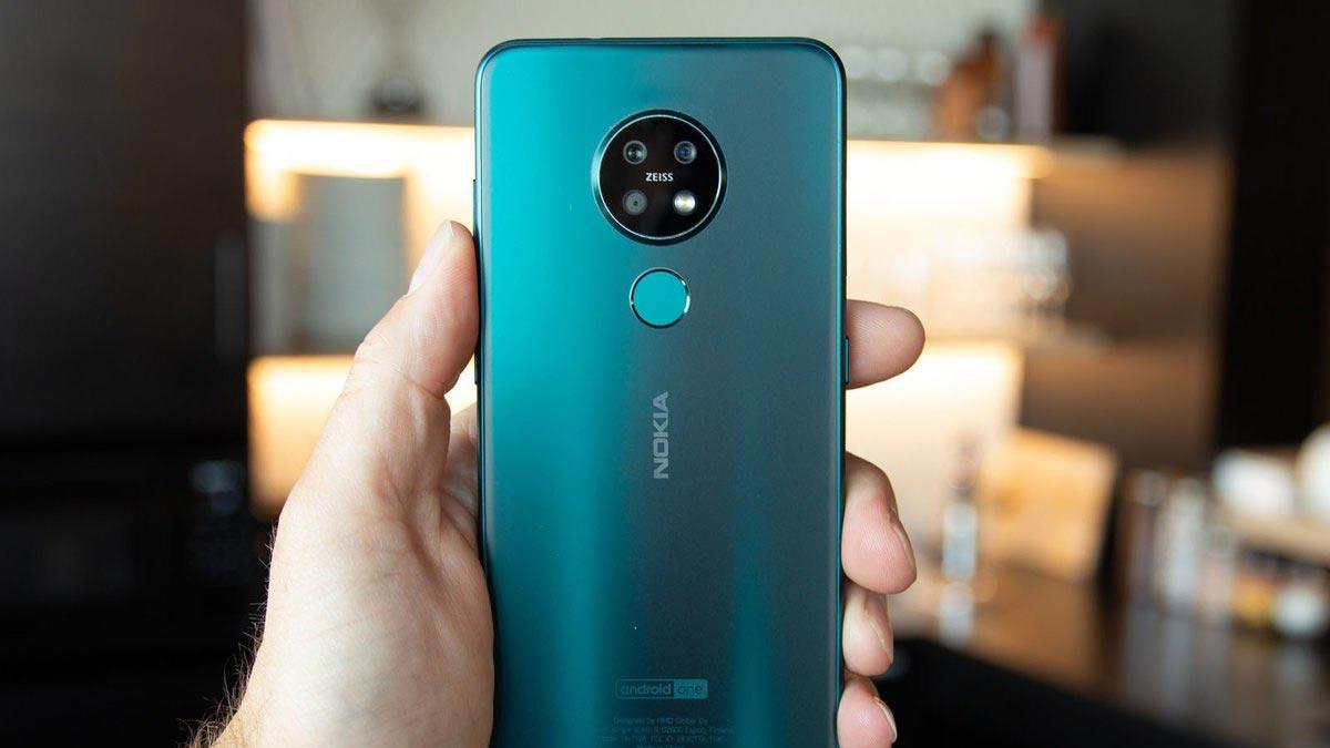HMD Gloval phát hành bản cập nhật Android 10 cho người dùng Nokia 7.2