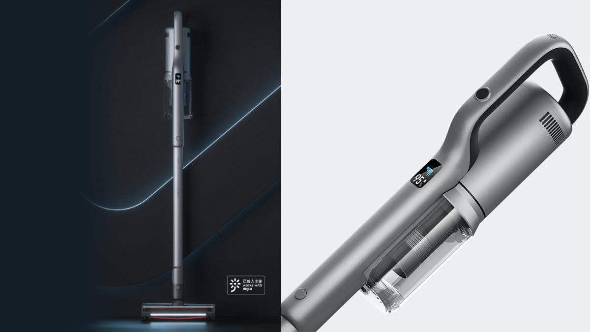 Xiaomi ra mắt máy hút bụi cầm tay: Lực hút mạnh, sạc không dây, bản Pro có cả màn OLED, giá từ 7 triệu đồng
