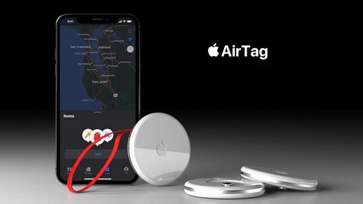 Apple vô tình để lộ một phụ kiện hoàn toàn mới có tên là AirTags