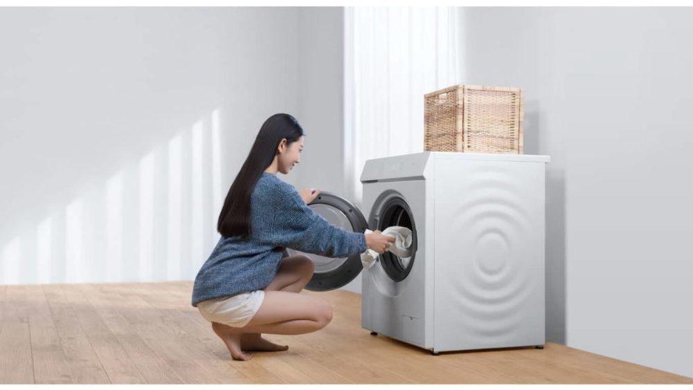 Xiaomi ra mắt máy giặt sấy MIJIA C1: Điều khiển bằng giọng nói, 10kg, giá chỉ 7 triệu đồng