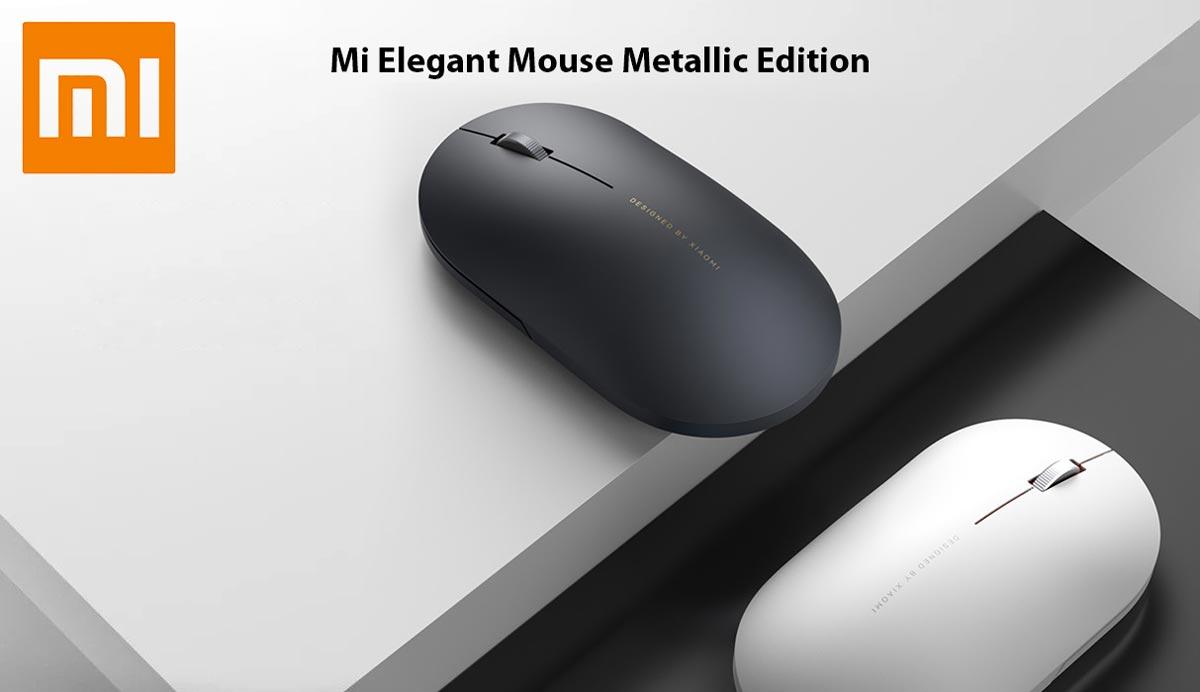 Xiaomi ra mắt chuột không dây vỏ kim loại, kết nối Bluetooth và 2.4GHz, giá chỉ 330.000 đồng