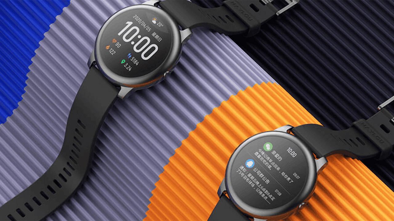 Xiaomi ra mắt Haylou Solar: Smartwatch giá rẻ với vật liệu kim loại, chống nước IP68, pin 30 ngày, giá 500.000 đồng