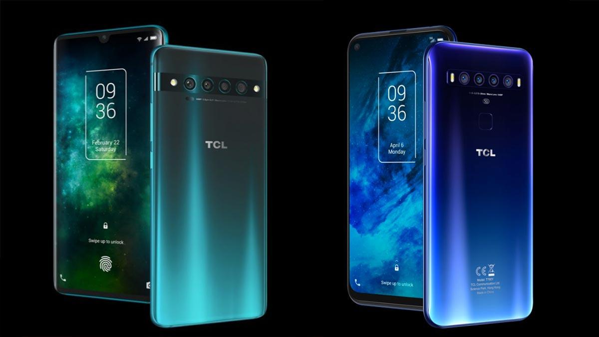 TCL ra mắt hàng loạt smartphone mới, đánh dấu bước chuyển mình chính thức sử dụng thương hiệu TCL cho smartphone