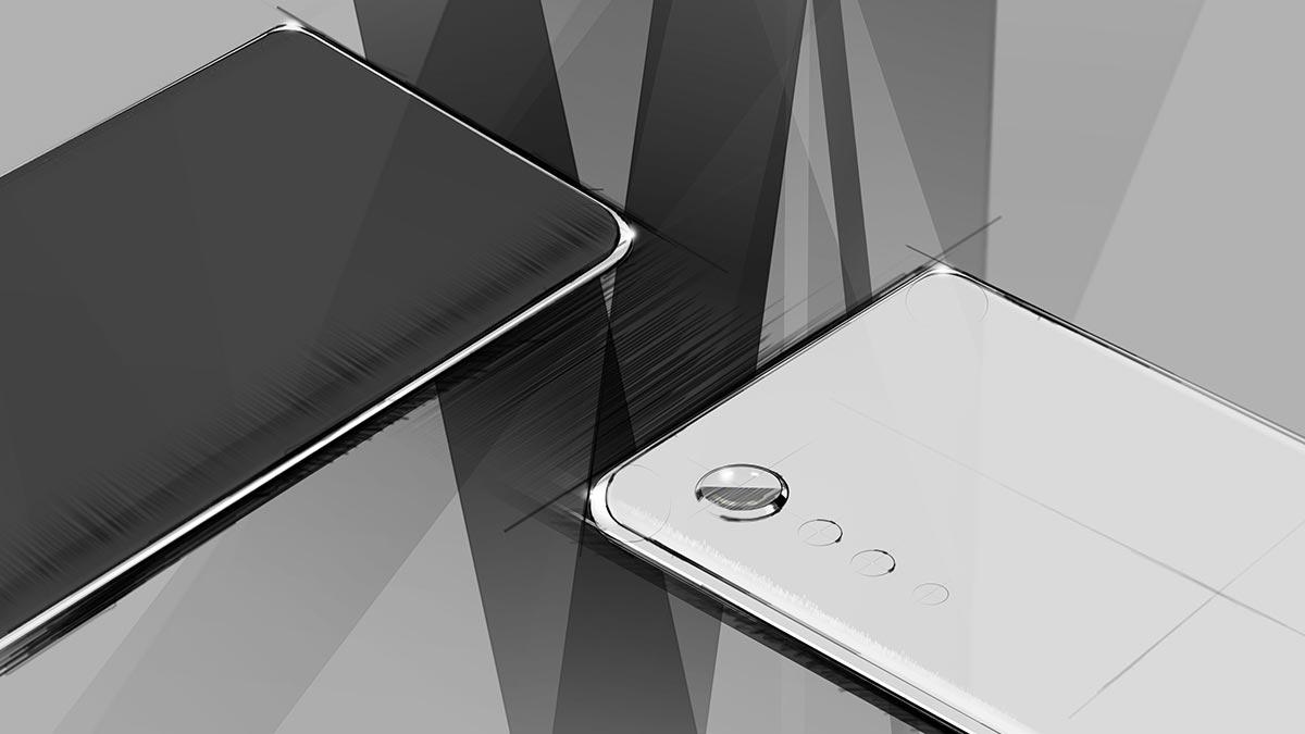 LG hé lộ ngôn ngữ thiết kế mới cho các các dòng điện thoại của hãng trong tương lai