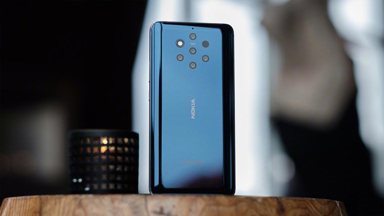 Không từ bỏ cuộc đua camera, Nokia 9.3 PureView 5G sẽ có 5 camera, cảm biến 108MP?