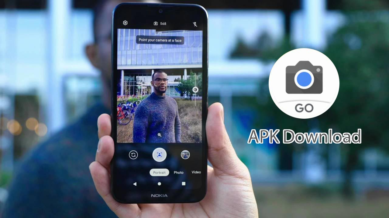 Chia sẻ tập tin APK ứng dụng Google Camera Go cho mọi thiết bị Android GO, mời anh em tải về