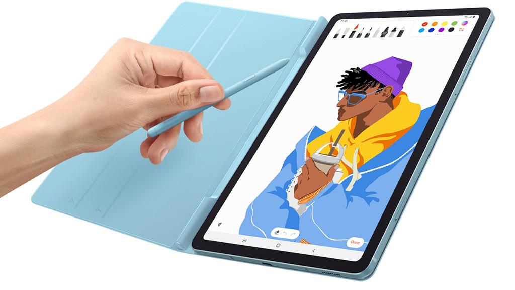 Samsung chính thức ra mắt Galaxy Tab S6 Lite: Màn hình 10.4 inch, hỗ trợ bút S Pen, cấu hình tầm trung