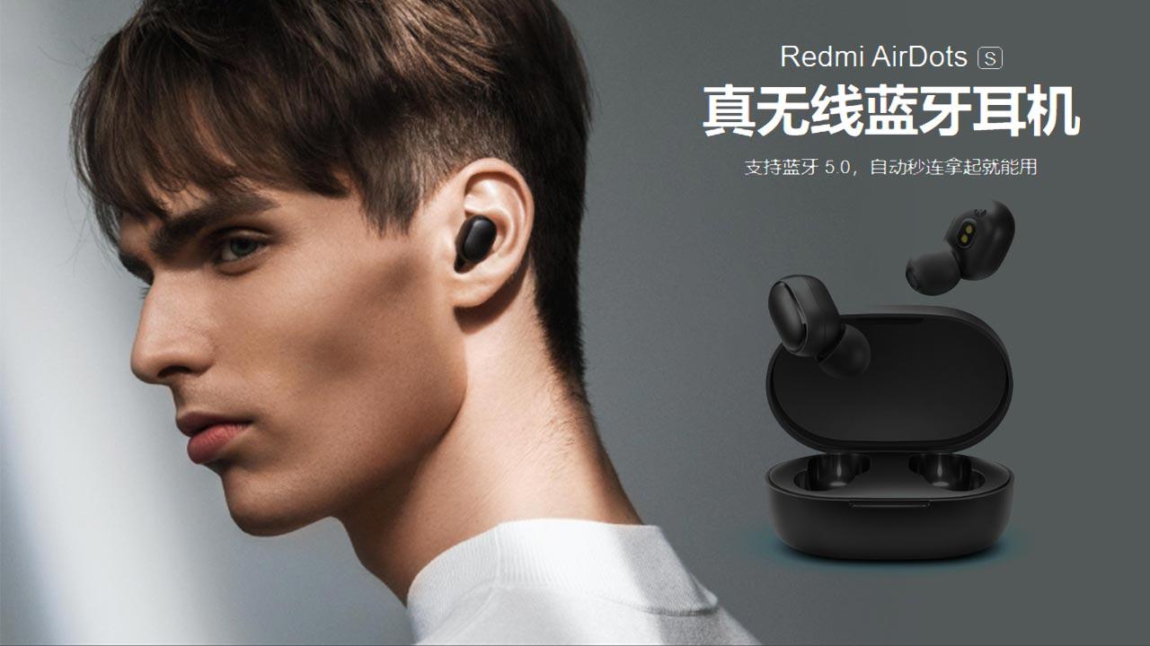 Thương hiệu Redmi ra mắt tai nghe True Wireless AirDots S: Kết nối ổn định hơn, pin 4 tiếng, giá 330.000 đồng