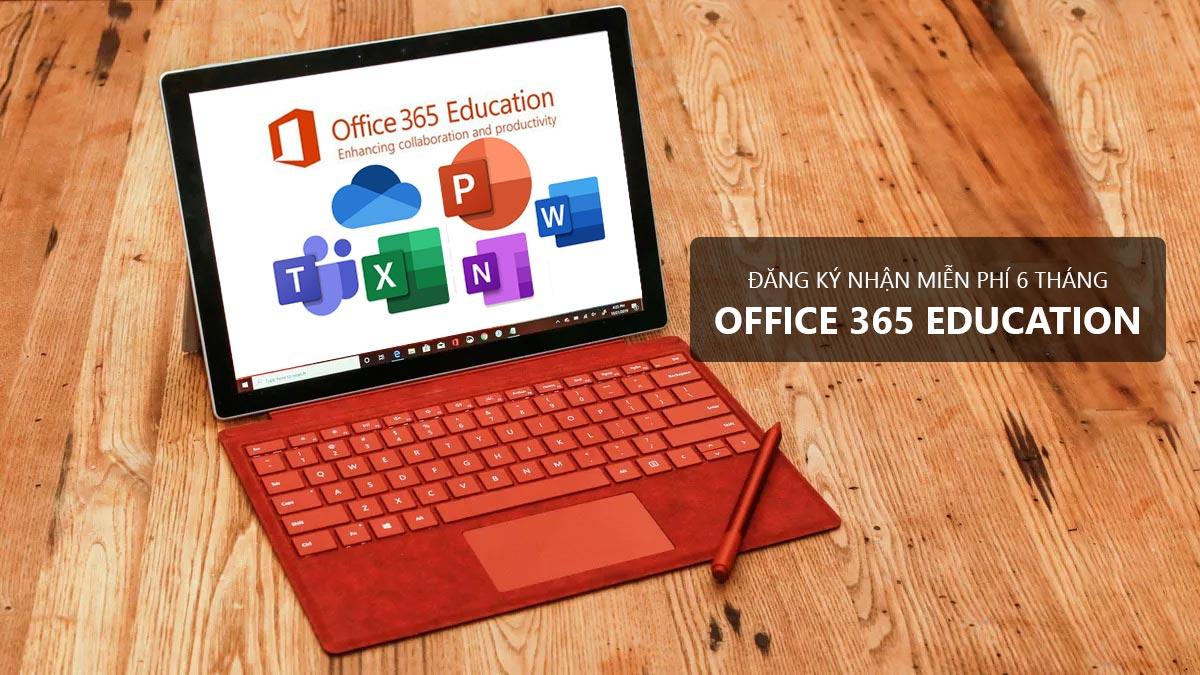 Hướng dẫn đăng ký nhận 6 tháng miễn phí Office 365 A1, Ondrive 5Tb,Microsoft Team không cần email .edu