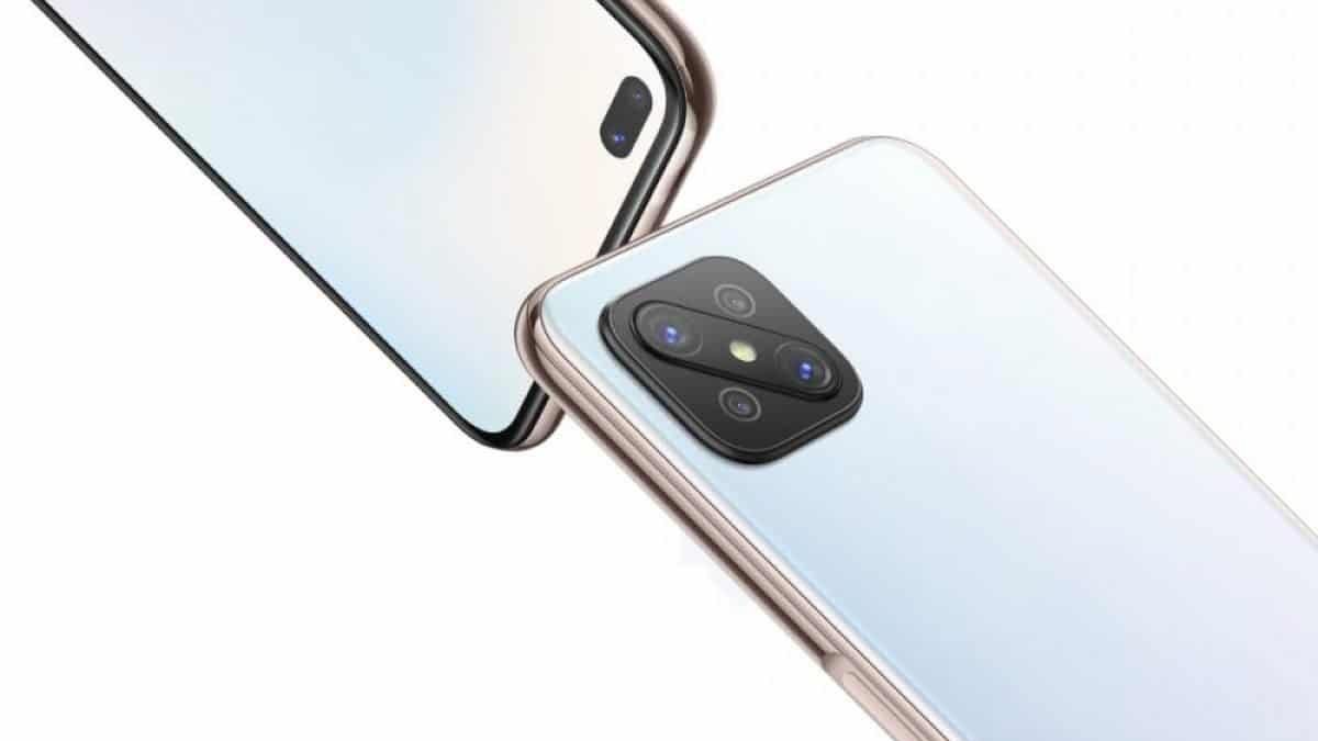 OPPO A92s ra mắt với màn hình ''đục lỗ'' 120Hz, chip MediaTek Dimensity 800, 6 camera, giá chỉ từ 7.3 triệu đồng