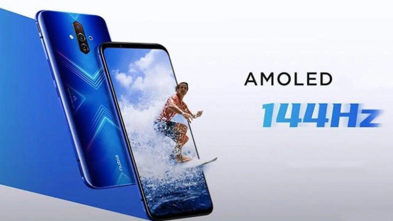 Nubia Play 5G chính thức ra mắt: Smartphone với màn hình 144Hz, Snapdragon 765G, pin 5100mAh, giá từ 7.9 triệu đồng